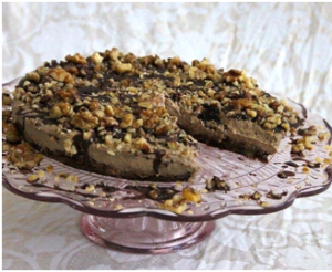 Banana Walnut Cake
